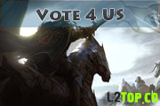 Vote for Aggressive in L2Top.CO